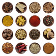 Spices Collection XXXL — Stock Photo #5483146
