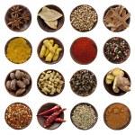 Spices Collection XXXL — Stock Photo