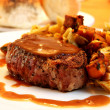 Filet Mignon - Foto de Stock