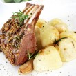 Stockfoto: Rack of Lamb