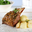 Rack of Lamb — Stock Photo #5525479