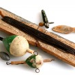 Stock Photo: Vintage Fishing Tackle