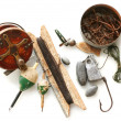 Vintage Fishing Tackle — Stock Photo #5525482