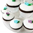 Fancy Cup Cakes - Stock Photo