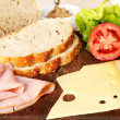 Постер, плакат: Sandwich Fixings