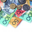 Australian Money - Stock Photo