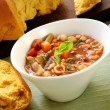 Stock Photo: Minestrone