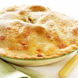 Royalty-Free Stock Photo: Home-Baked Apple Pie