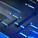 Metallic Abstract — Stock Photo #5526284