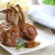 Rack of Lamb - Foto de Stock
