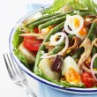 Royalty-Free Stock Photo: Salad Nicoise