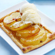 Stock Photo: Nashi Galette