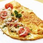 Omelette — Stock Photo #5526507