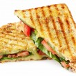 Grilled Panini — Stock Photo #5526915