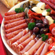 Antipasto - Stock Photo