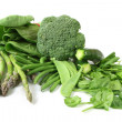 green vegetables&quot — Stock Photo