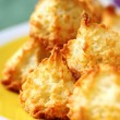 Coconut Macaroons - Stock Photo