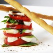 Caprese Salad — Stock Photo #5527445