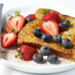 French Toast — Stock Photo
