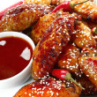 Chicken Wings — Stock Photo #5528072