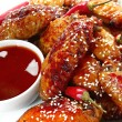 Chili Chicken — Stock Photo #5528079
