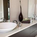 Contemporary Bathroom — Stock Photo