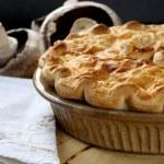 Mushroom Pie — Stock Photo #5529241