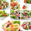 ������, ������: Salad Collage