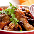 Chicken Cacciatore — Stock Photo