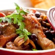 Stock Photo: Chicken Cacciatore