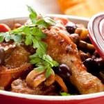 Chicken Cacciatore — Stock Photo