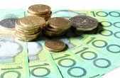 Aussie Money — Stock Photo