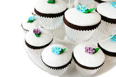 Fancy Cup Cakes — Stock Photo