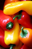 Mini Capsicums — Stock Photo