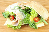 Pita Pockets — Stock Photo