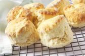 Fresh-Baked Scones — Stock Photo