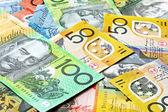 Australian Money Background — Foto de Stock