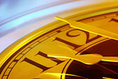 Time is Golden — Stock Photo