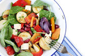 Bean and Vegetable Salad — Stock Photo