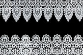 Lace Borders — Stock Photo