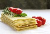 Lasagne Ingredients — Stock Photo