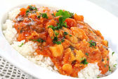 Chicken Curry — Foto de Stock