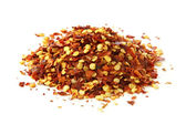 Chili Flakes — Stock Photo