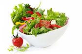 садовый салат — Стоковое фото