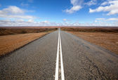 Open Outback Road — Stock Photo