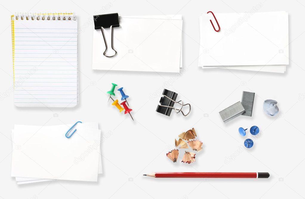 Office Stuff — Stock Photo © robynmac #5526429