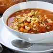 Minestrone — Stock Photo #5530043