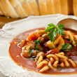 Minestrone — Stock Photo #5530248