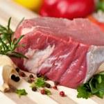 Fillet Steak — Stock Photo