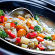 Vegetable Soup — Stock Photo #5530788